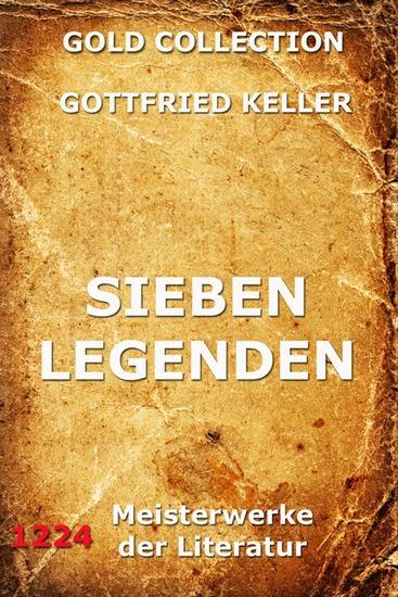 Sieben Legenden - Erweiterte Ausgabe - cover