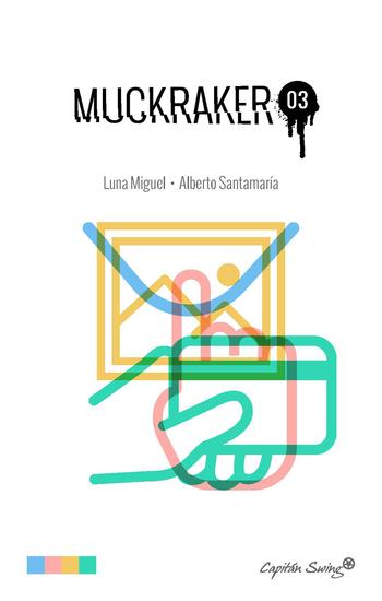 Muckraker 3 (pack) - cover