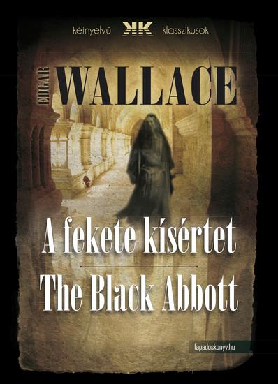A fekete kísértet - The Black Abbott - cover