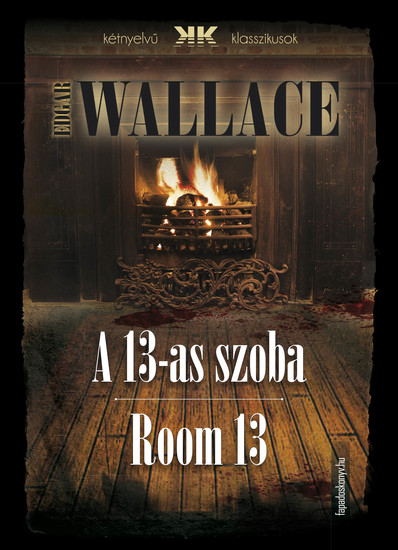 A 13-as szoba - Room 13 - cover