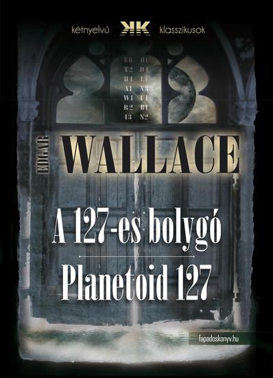 A 127-es bolygó - Planetoid 127 - cover