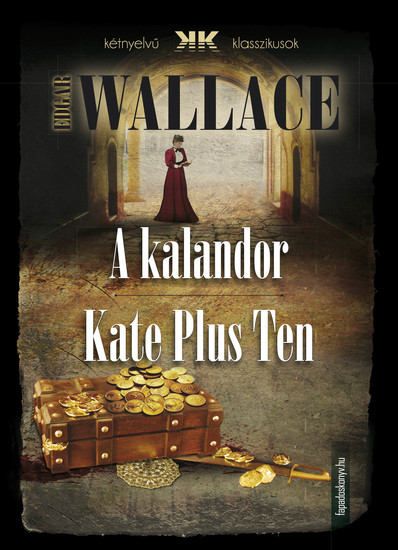 A kalandor - Kate Plus Ten - cover