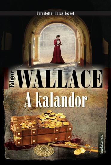 A kalandor - cover