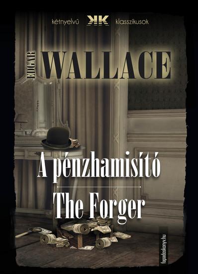 A pénzhamisító - The Forger - cover