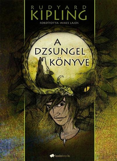 A dzsungel könyve - cover