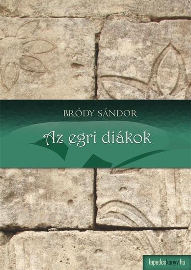 Az egri diákok - cover