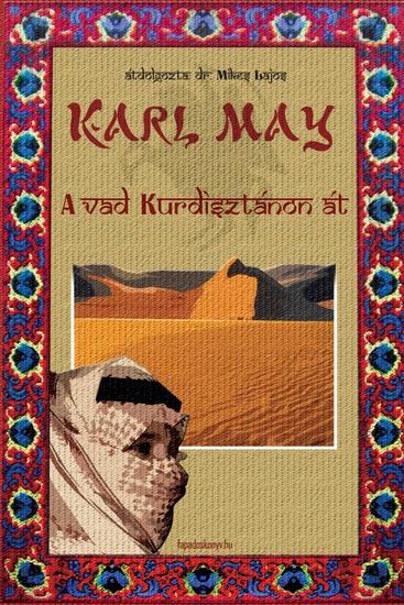 A vad Kurdisztánon át - cover