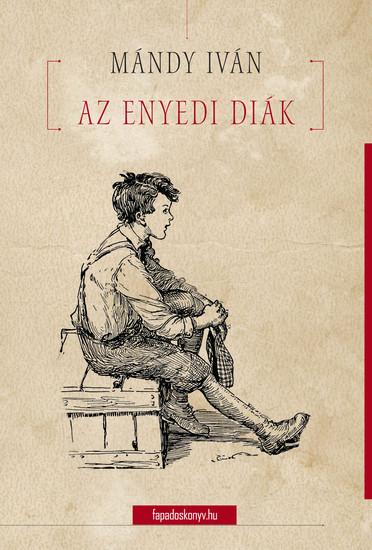 Az enyedi diák - cover