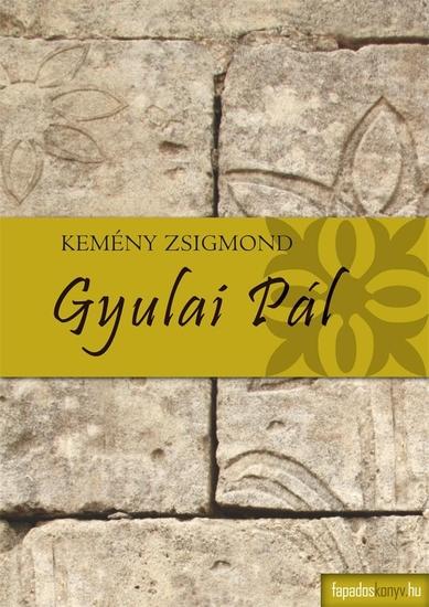 Gyulai Pál - cover
