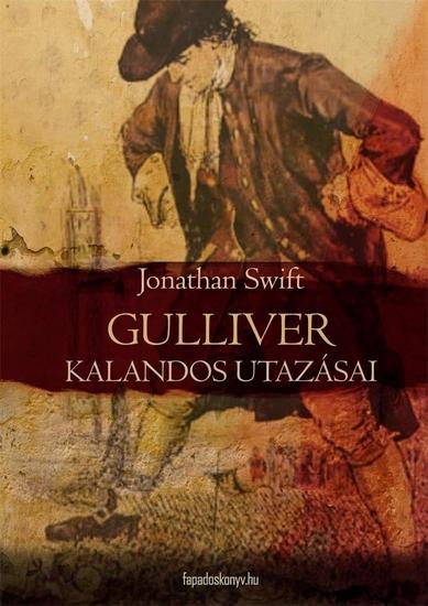 Gulliver kalandos utazásai - cover