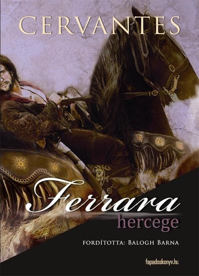 Ferrara hercege - cover