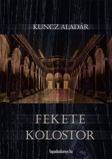 Fekete kolostor - cover