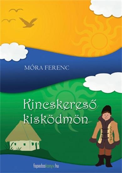 Kincskereső Kisködmön - cover