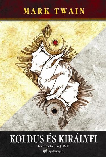 Koldus és királyfi - cover