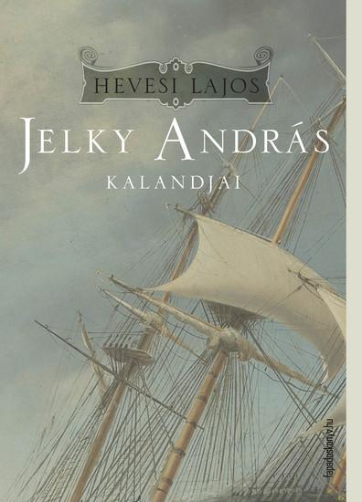 Jelky András kalandjai - cover