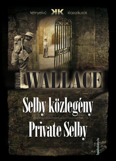 Selby közlegény - Private Selby - cover
