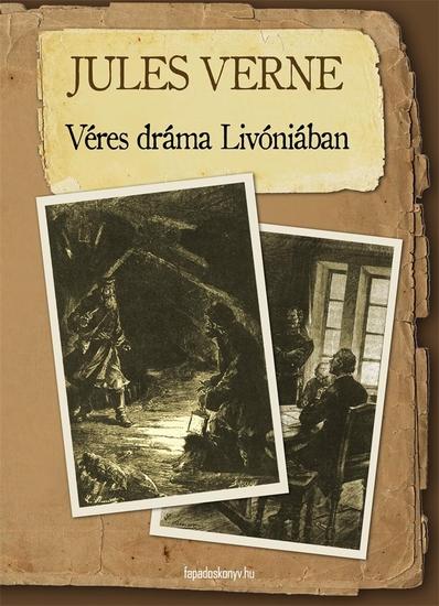 Véres dráma Livóniában - cover