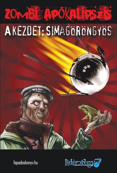 Zombi Apokalipszis - cover