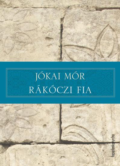Rákóczi fia - cover