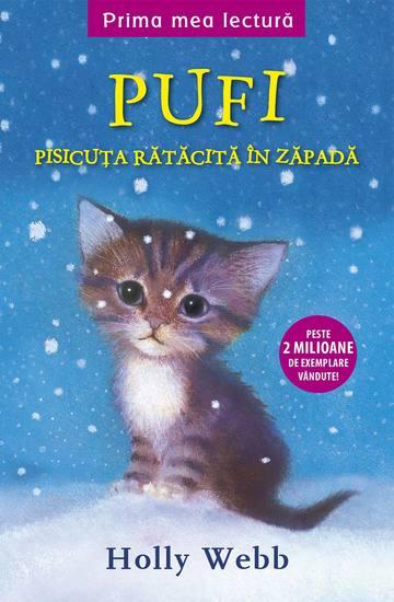 Pufi Pisicuța rătăcită în zăpadă - cover