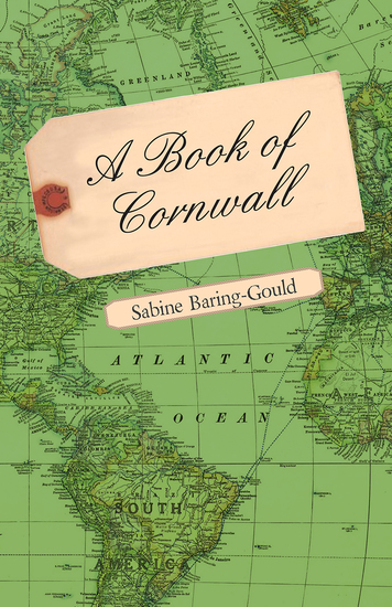 A Book of Cornwall - cover