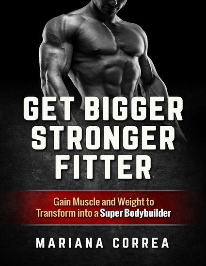 Get Bigger Stronger Fitter - cover