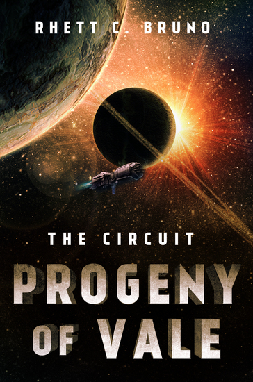Progeny of Vale - The Circuit - cover