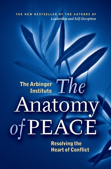 The Anatomy of Peace - cover