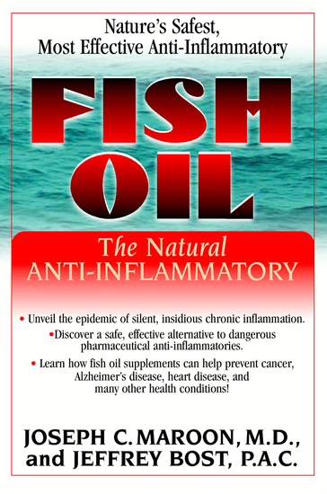 Fish Oil - The Natural Anti-Inflammatory - cover