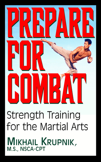 Prepare for Combat - Strength Training for the Martial Arts - cover