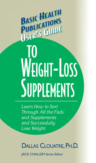 User's Guide to Weight-Loss Supplements - cover