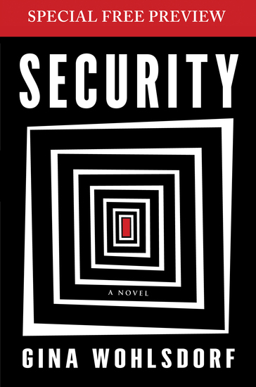 Security - Special Preview - The First 4 Chapters plus Bonus Material - cover