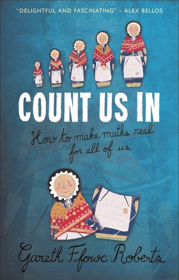 Count Us In - How to Make Maths Real for All of Us - cover