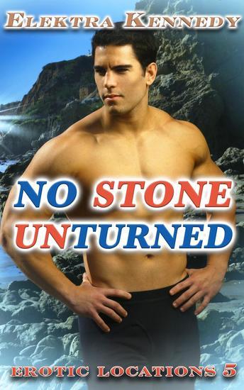 No Stone Unturned - Erotic Locations #5 - cover