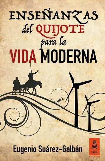 Enseñanzas del Quijote para la vida diaria - cover