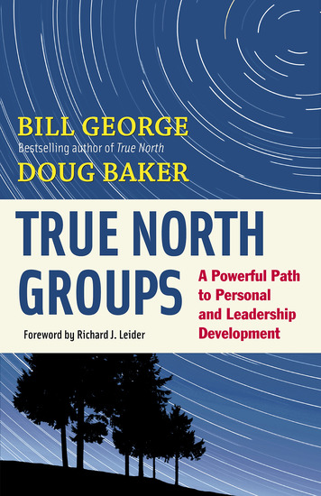 True North Groups - A Powerful Path to Personal and Leadership Development - cover