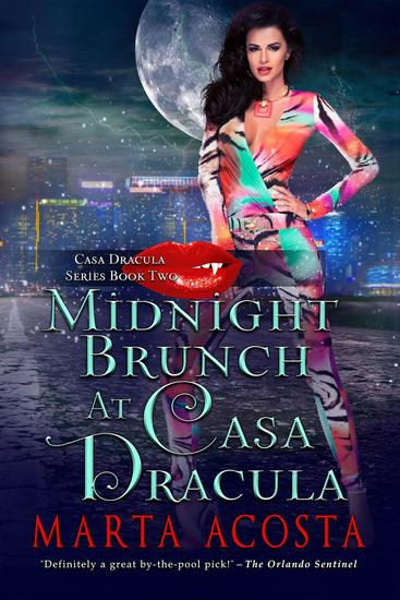 Midnight Brunch at Casa Dracula - Casa Dracula #2 - cover