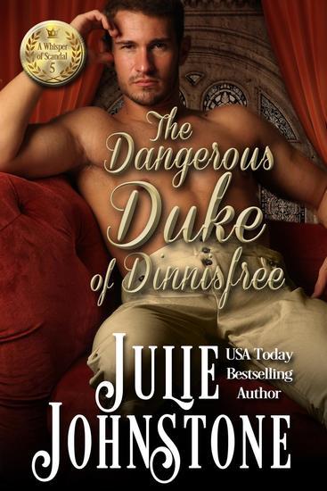 The Dangerous Duke of Dinnisfree - A Whisper of Scandal Novel #5 - cover