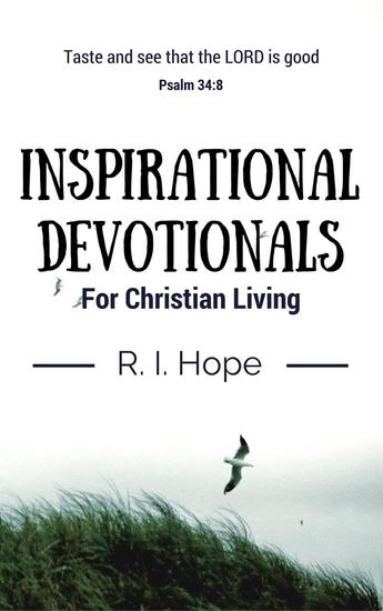 Inspirational Devotionals for Christian Living - cover