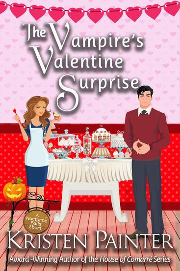 The Vampire's Valentine Surprise: A Nocturne Falls Short - Nocturne Falls - cover