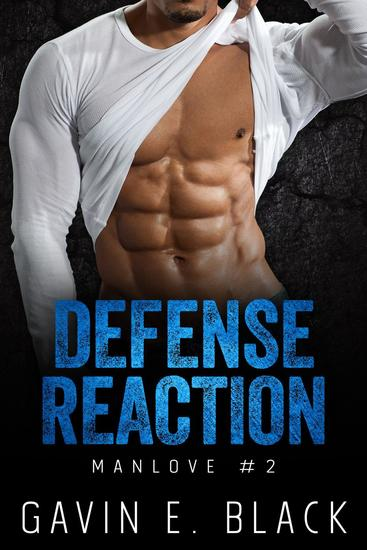 Defence Reaction - ManLove Romance #2 - cover