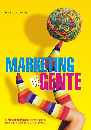 Marketing de Gente - cover