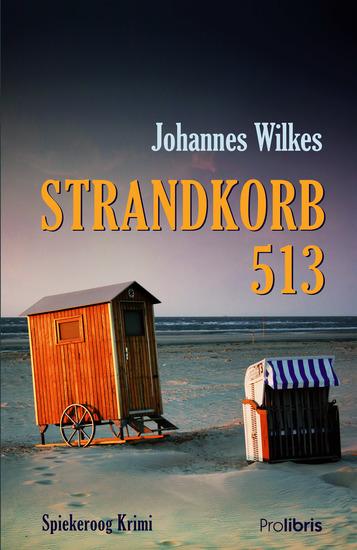 Strandkorb 513 - Spiekeroog Krimi - cover