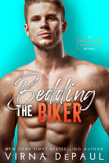 Bedding the Biker Next Door - Bedding the Bachelors Book 5 - cover