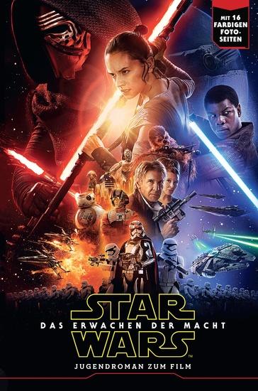 Star Wars: Das Erwachen der Macht - Jugendroman zum Film - cover