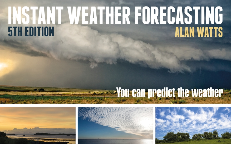 Instant Weather Forecasting - You Can Predict the Weather - cover