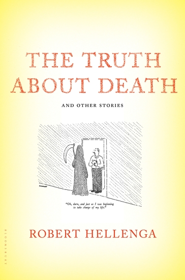 The Truth About Death - And Other Stories - cover