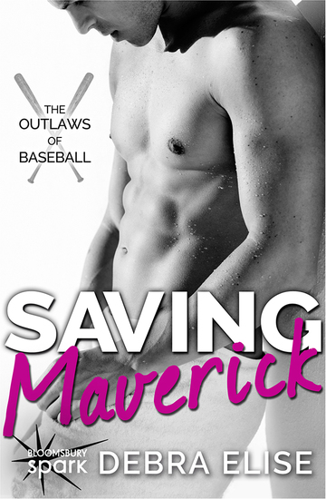 Saving Maverick - cover
