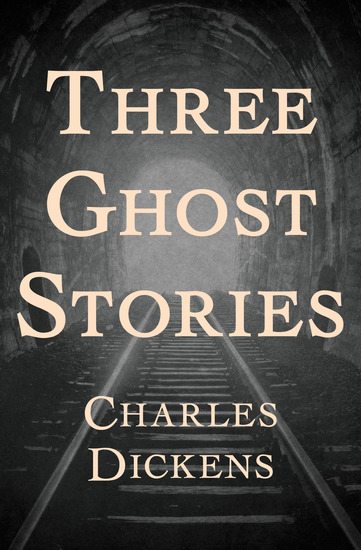 Three Ghost Stories - cover