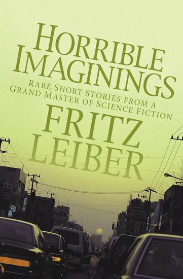 Horrible Imaginings - cover